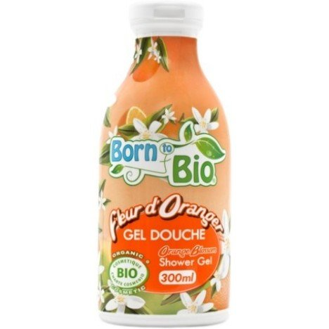 Gel de dus bio floare de portocal, Born to Bio